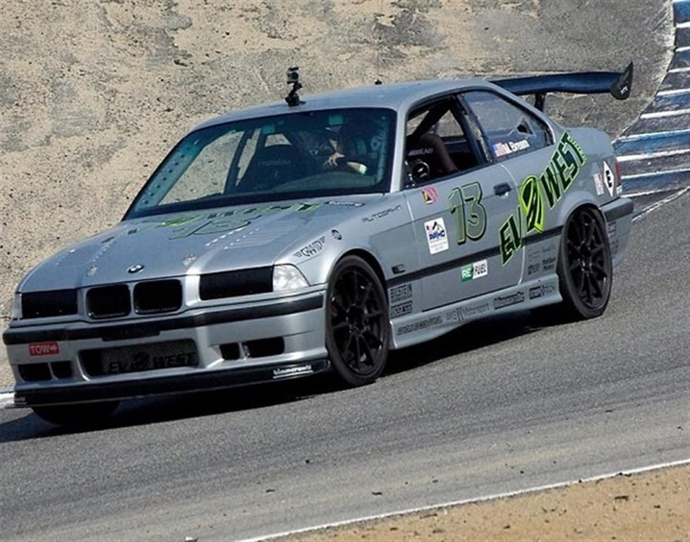 BMW M3 from EV West