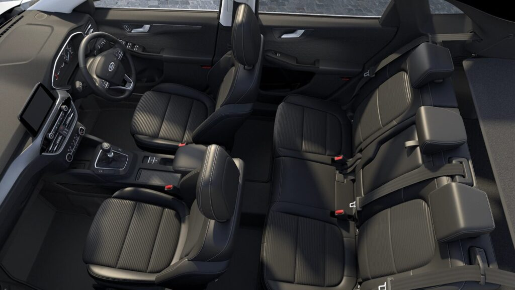 Ford Kuga 2020-Room and Space