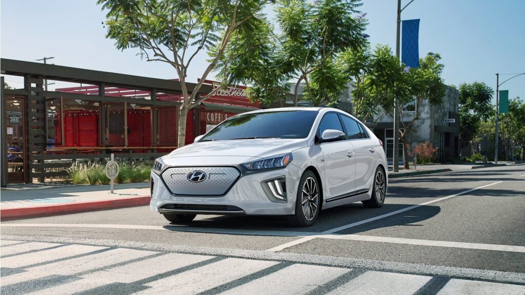 Hyundai Ioniq 2020 Electric - Front View