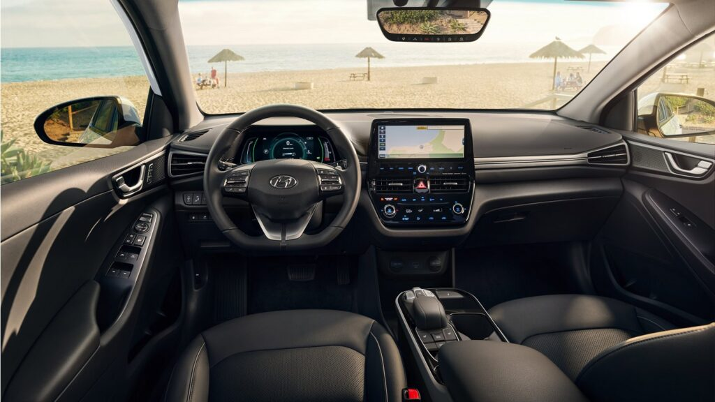 Hyundai Ioniq 2020 Electric - Interior