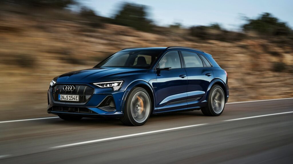 Latest Electric Car Releases for 2021-Audi e-Tron S, e-Tron Sportback