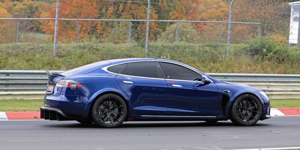 Latest Electric Car Releases for 2021-Tesla Model S Plaid