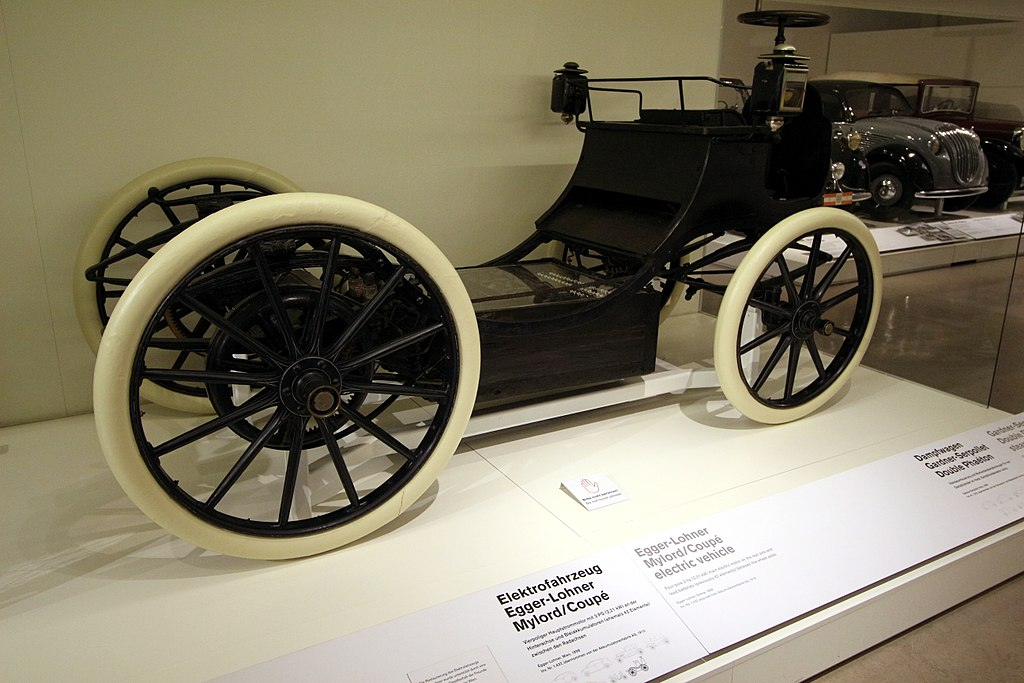 Egger-Lohner electric vehicle-mylord-coupe