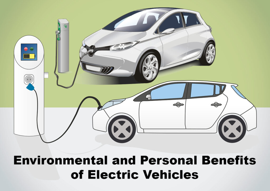 Environmental and Personal Benefits of Electric Vehicles