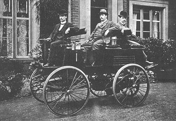 The Electric Car Made by Thomas Parker