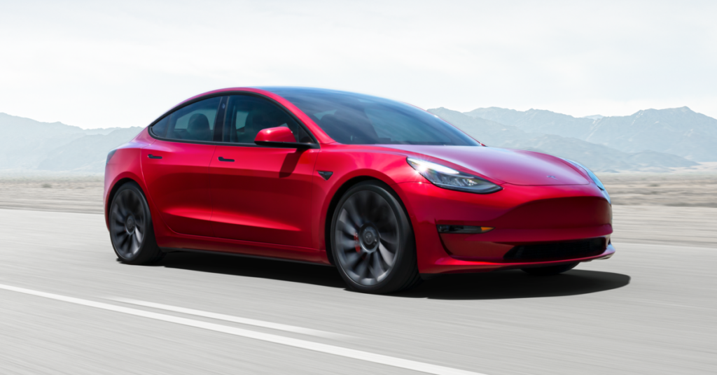 Finest Electric Car Arrivals from America - Tesla Model 3
