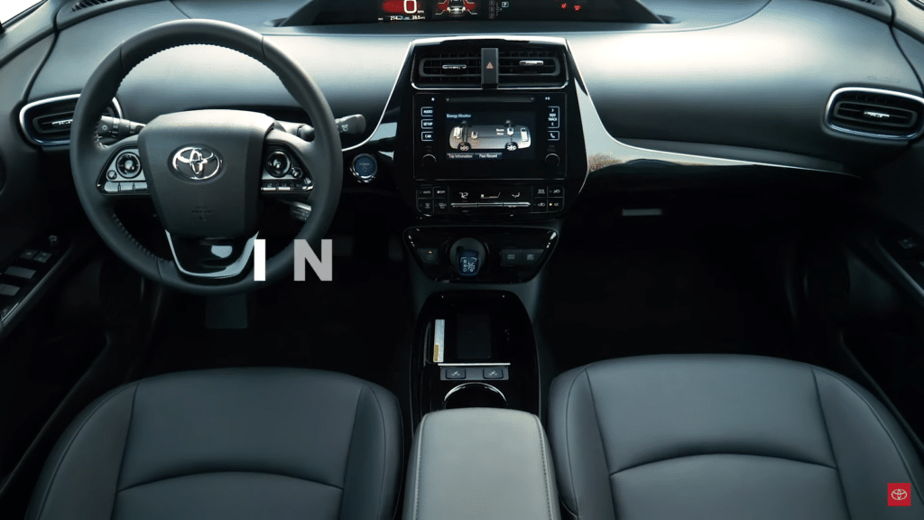 2021 Toyota Prius All You Need to Know - Interior