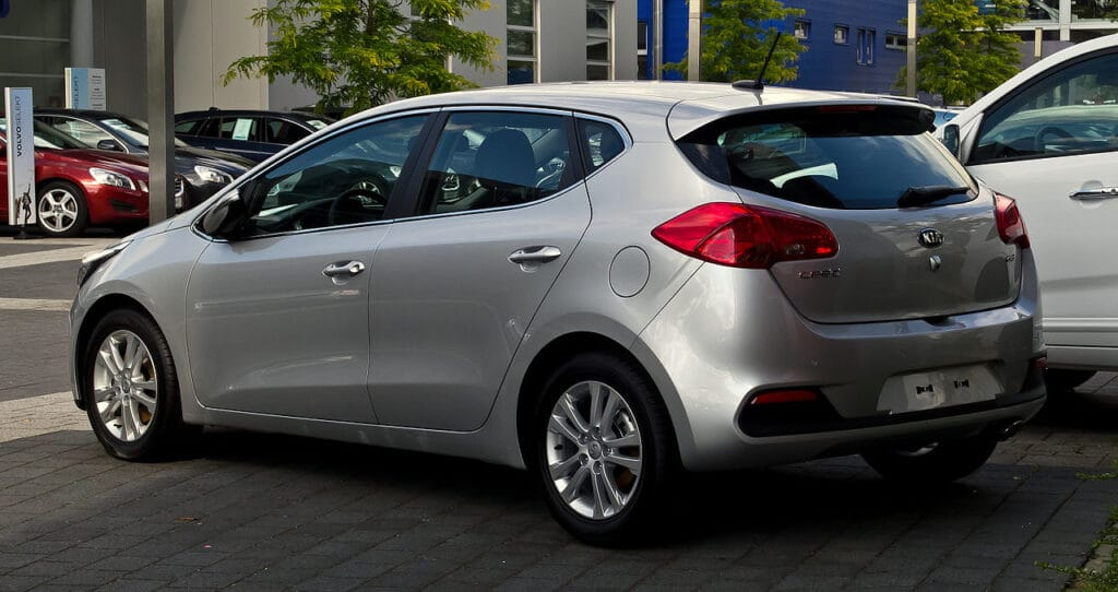 Driving the Kia Ceed 1.6 CRDi 48V iMT in everyday life